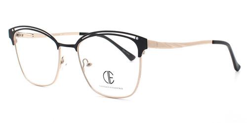 Black Gold Cie Sec164 Eyeglasses