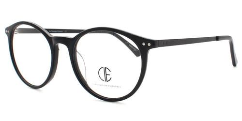 Black Cie Sec163 Eyeglasses - Teenager
