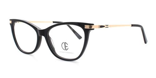 Black Cie Sec162 Eyeglasses