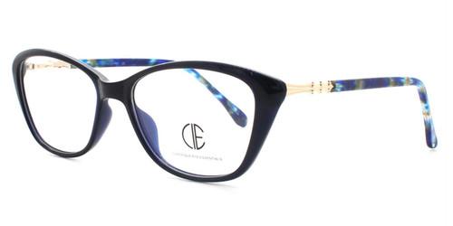 Black Cie Sec160 Eyeglasses