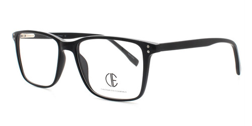 Black Cie Sec158 Eyeglasses