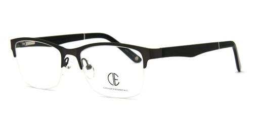 Grey/Gun Cie Sec703 Eyeglasses