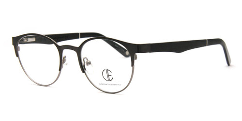 Black Cie Sec700 Eyeglasses - Teenager