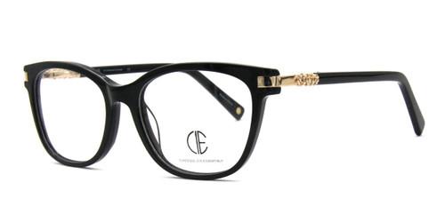 Black Cie Sec156 Eyeglasses