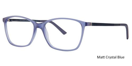 Matt Crystal Blue Vivid Collection 236 Eyeglasses