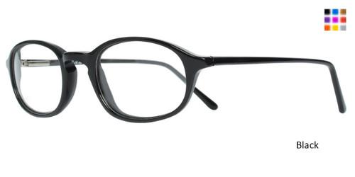 Black WOMANS DAY 110 Eyeglasses - Teenager