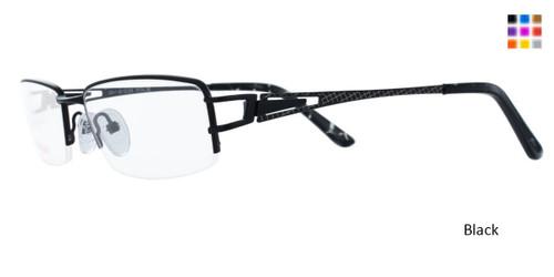 Black WOMANS DAY 160 Eyeglasses