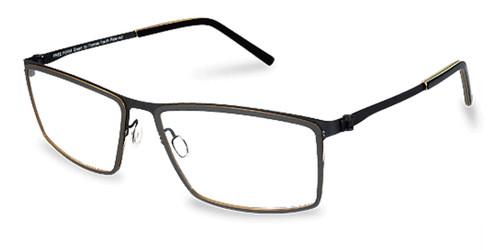 Black Free-Form FFA971L Eyeglasses