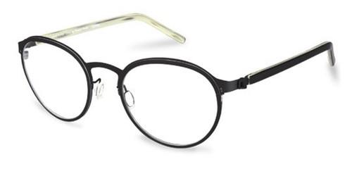 Black Free Form FFA972L Eyeglasses