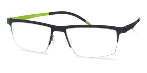 Dark Gunmetal Free-Form FFA932 Eyeglasses
