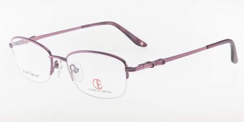 Fuchsia CIE SEC306T Eyeglasses
