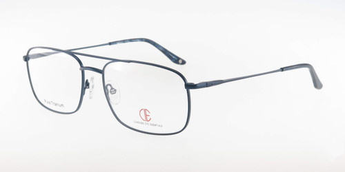 Navy/Blue CIE SEC303T Eyeglasses.