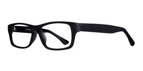 Black Affordable Designs Apollo Eyeglasses.