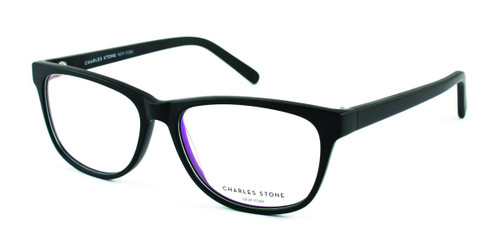 Matt Black (C1) William Morris Charles Stone NY CSNY317 Eyeglasses