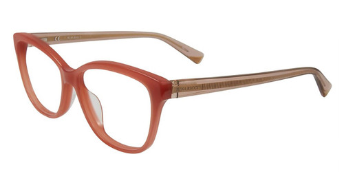 Clear Opal Pink Nina Ricci VNR020 Eyeglasses