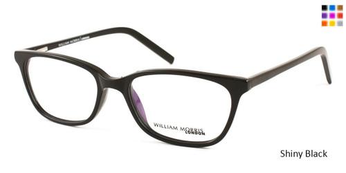 Shiny Black William Morris London WM4704 Eyeglasses