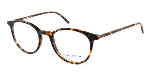 Tortoiseshell William Morris Charles Stone NY CSNY 30002 Eyeglasses - Teenager.