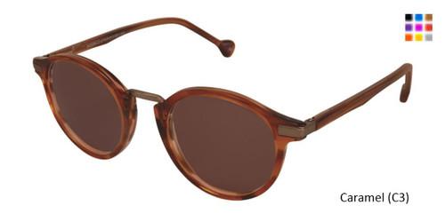 Caramel (C3) Lisa Loeb FOREVER SUN Sunglasses