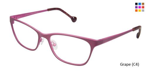 Grape (C4) Lisa Loeb FLYING Eyeglasses