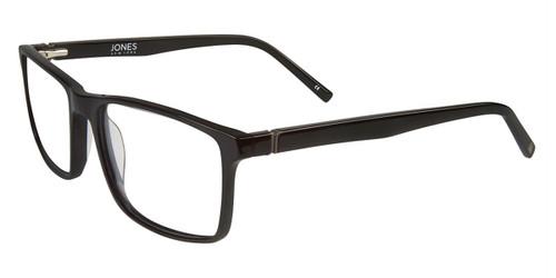 Black Jones New York J528 Eyeglasses.