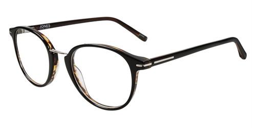 Black Jones New York J530 Eyeglasses - Teenager.