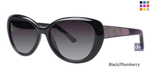 Black/Plumberry Vavoom 8817 Sunglasses