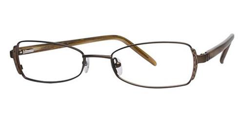 Brown Avalon 1833 Eyeglasses
