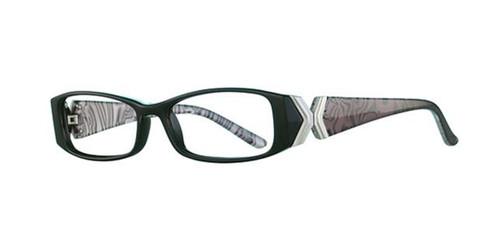 Purple Stripe/Black Parade Plus 2102 Eyeglasses.