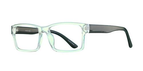 Crystal Black Parade 1587 Eyeglasses.
