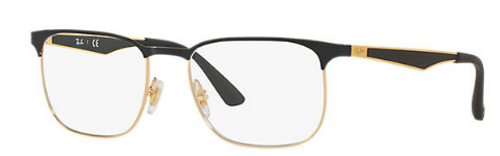 RB6363 with prescription lenses included