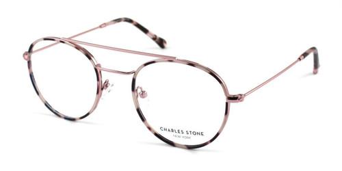 Lilac Havana Charles Stone NY CSNY 30021 Eyeglasses