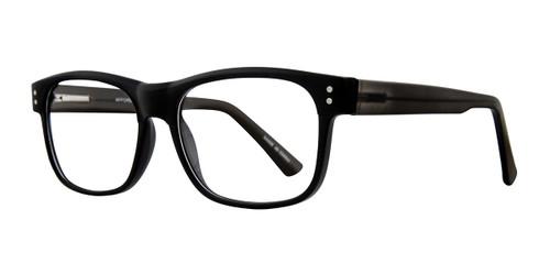Black Affordable Designs William Eyeglasses