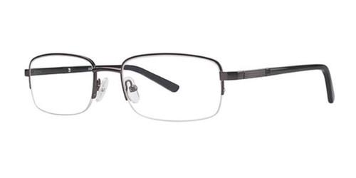 Gunmetal Elan 9319 Eyeglasses.