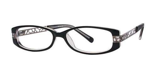 Burgundy Elan 9415 Eyeglasses.