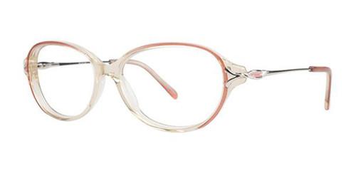 Rose Elan Janet Eyeglasses.