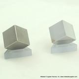 "Brand New: The 1"" Tungsten & Aluminum Cube Set"