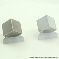 "Brand New: The 1"" Tungsten & Aluminum Cube Set"