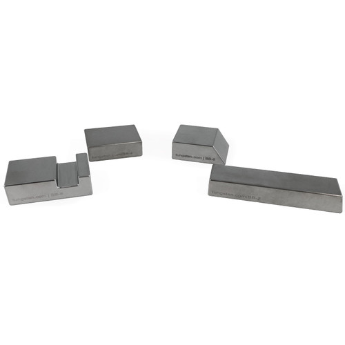 Tungsten Bucking Bar Pro Set (Four Bars - BB-4/5/6/7)