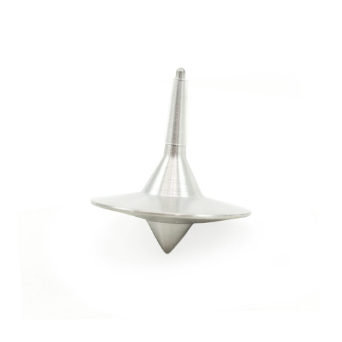 Tungsten Spinning Top