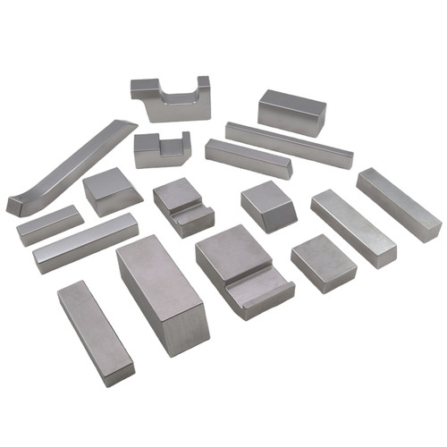 Tungsten Bucking Bar Deluxe Set - 17 pcs