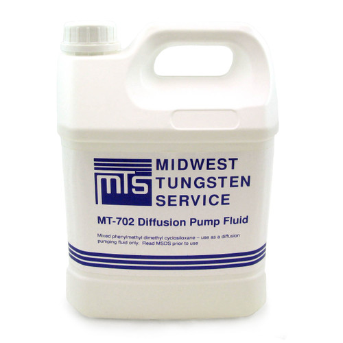 MT-702 Diffusion Pump Oil - One Gallon