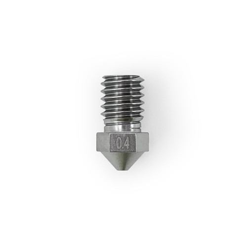 Tungsten 3D Printer M6 Extruder Nozzle