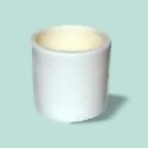"CR-1-AO Alumina Oxide Crucible (1.00"" OD x 1.0"")"