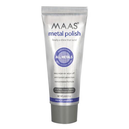 MAAS International Metal Polish, 4-Ounce