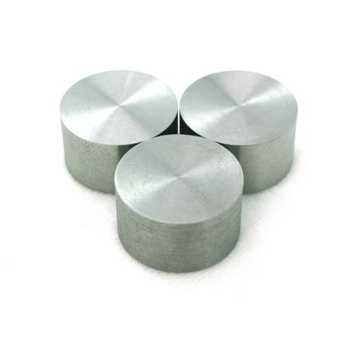 """Tungsten Alloy Weights - 1.17oz - 0.500"""" dia x 0.610"""" - 3pk"""