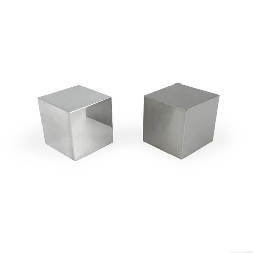 Tungsten & Aluminum Cube Sets