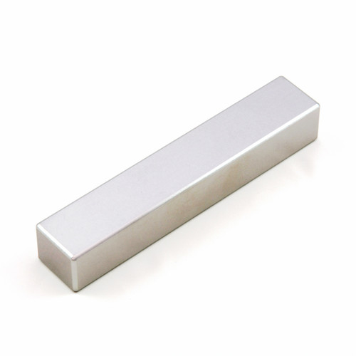 "Tungsten Alloy Rounded Edge Bar - 0.875"" x 0.875"""