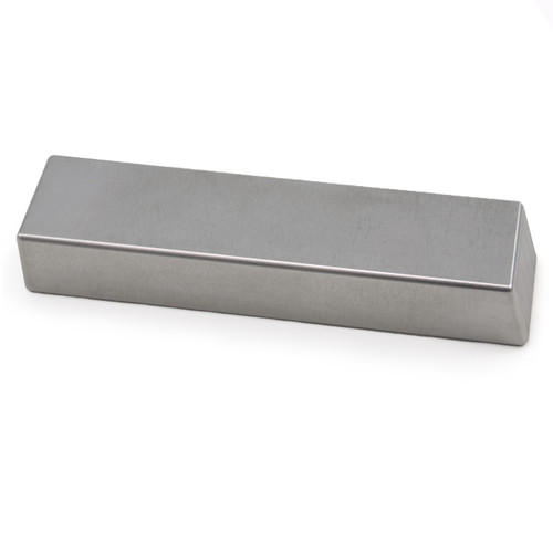 "Tungsten Bucking Bar BB-7: 1.50 lbs, Angled Face 5/8"" x 1"" x 4"""