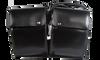 PVC Motorcycle Saddlebags - For Motorcycle Storage - SKU SD4079-PV-DL