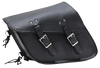 PVC Motorcycle Solo Swing Arm Bag - Motorcycle Luggage - SD4093-SOLO-PV-DL